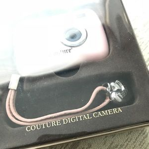 181af3f8b05b9 Juicy Couture Accessories - 💖Juicy Couture💖 Camera with Jeweled Lanyard